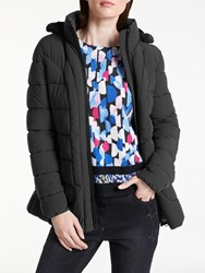 Gerry Weber Hooded Thinsulate Coat Black