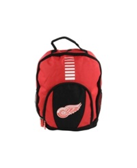 Forever Collectibles Detroit Red Wings Prime Time Backpack Team Color