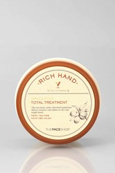 The Face Shop Rich Hand V Hand And Foot Total Treatment Assorted