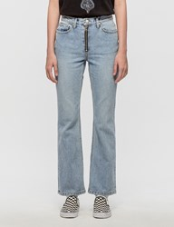 Andersson Bell Vintage Zipper Jeans