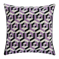 Jonathan Adler Bargello Cushion 40X40cm Hex