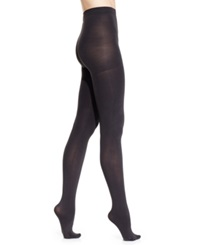 Dkny Super Opaque Control Top Tights 2 Pack