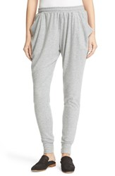 Free People Women's Everyone Loves This Jogger Pants Grey
