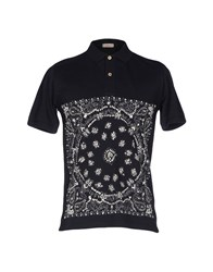 Altea Dal 1973 Polo Shirts Dark Blue