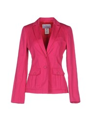 Gianfranco Ferre Gf Ferre' Suits And Jackets Blazers Women Fuchsia