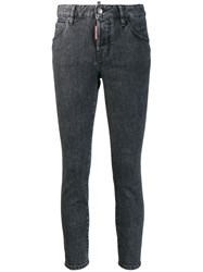 Dsquared2 Classic Skinny Jeans Grey