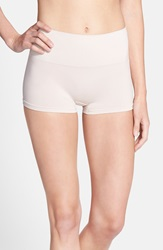 Yummie Tummie 'Sam' Smoothing Boyshorts 2 For 30 Nude