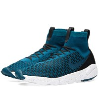 Nike Air Footscape Magista Flyknit Fc Blue