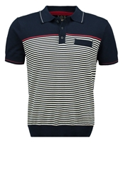 Merc Avalon Jumper Navy Dark Blue