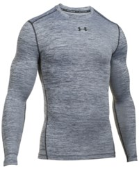 Under Armour Amour Men's Long Sleeve Shirt White Heather