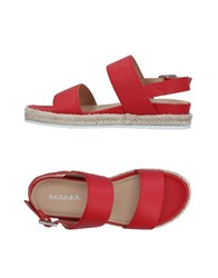 P.A.R.O.S.H. Sandals Red