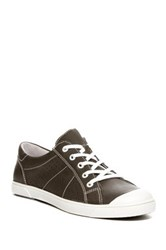 Josef Seibel Lilo 13 Leather Sneaker Gray