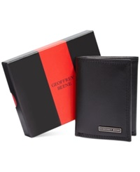 Geoffrey Beene Mead Trifold Gift Boxed Wallet