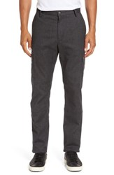 Zachary Prell Men's Rainer Cargo Pants Dark Grey