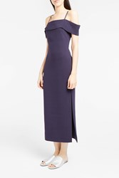 Elizabeth And James Women S Adriana Off The Shoulder Dress Boutique1 Navy