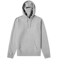 Sophnet. Side Zip Hoody Grey
