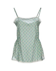 Scee By Twin Set Tops Light Green