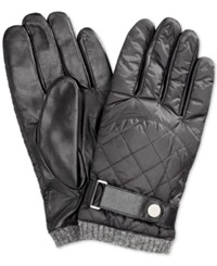 Polo Ralph Lauren Quilted Nylon Field Gloves