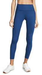 Lndr Scuba Ultra Form Leggings Cobalt Marl