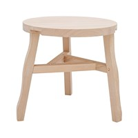 Tom Dixon Offcut Side Table Natural