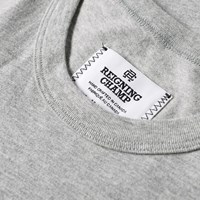 Reigning Champ Jersey Knit Tee 2 Pack Grey