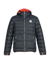 Gaastra Coats And Jackets Down Jackets Men Steel Grey