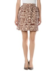 Mother Of Pearl Skirts Knee Length Skirts Women Cocoa