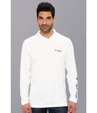 Columbia Terminal Tackle Hoodie White Nightshade Men's Sweatshirt