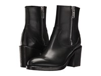 Mcq By Alexander Mcqueen Clapton Zip Boot Black