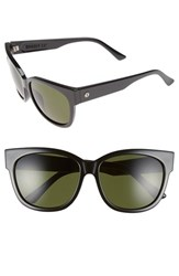 Electric Eyewear Women's Electric 'Danger Cat' 58Mm Retro Sunglasses