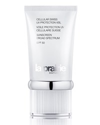 La Prairie Cellular Swiss Uv Protection Veil Sunscreen Broad Spectrum Spf 50 1.7 Oz.