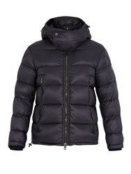 Moncler Pascal Quilted Down Jacket Navy