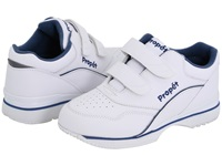 Propet Tour Walker Medicare Hcpcs Code A5500 Diabetic Shoe White Blue Women's Shoes