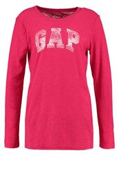 Gap Long Sleeved Top Maui Rose Pink