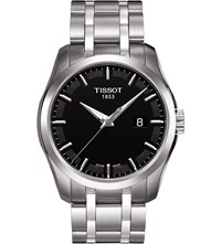 Tissot T035.410.11.051.00 Couturier Stainless Steel Watch