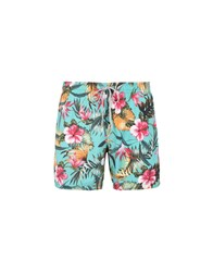 Banana Moon Swim Trunks Green
