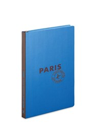 Louis Vuitton Paris City Guide Book