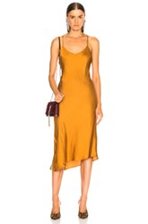 Ag Adriano Goldschmied Scarlet Dress In Orange