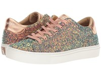 Skechers Side Street Awesome Sauce Gold Multi Shoes