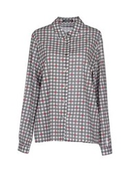 Laura Urbinati Shirts Grey