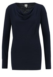 Bench Ahead Jumper Dunkelblau Dark Blue