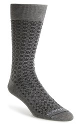 Hook Albert 'Gray' Diamond Socks Grey