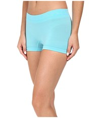 Smartwool Phd Seamless Boy Short Light Capri Women's Underwear Blue