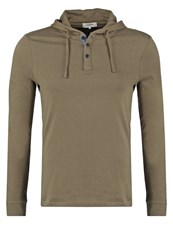 Zalando Essentials Long Sleeved Top Olive