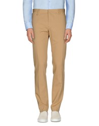 Reporter Trousers Casual Trousers Men Sand