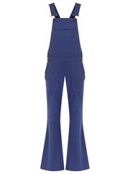 Talie Nk Flared Jumpsuit Blue