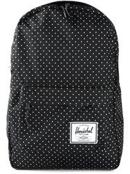 Herschel Supply Co. Polka Dot Backpack Black