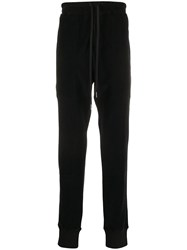 Tom Ford Drawstring Relaxed Trousers Black
