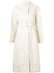 Ports 1961 Mid Length Trench Coat Neutrals