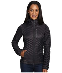 Outdoor Research Verismo Hooded Jacket Black Women's Coat